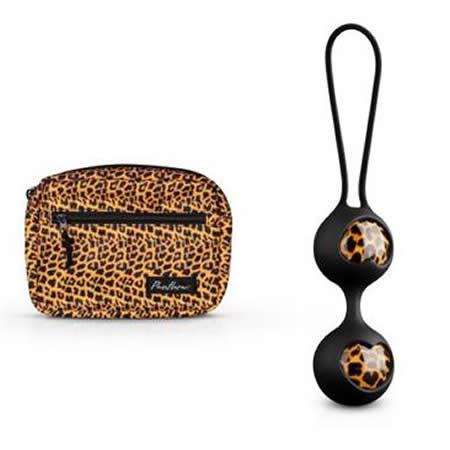 bolas chinas leopardo geisha zane