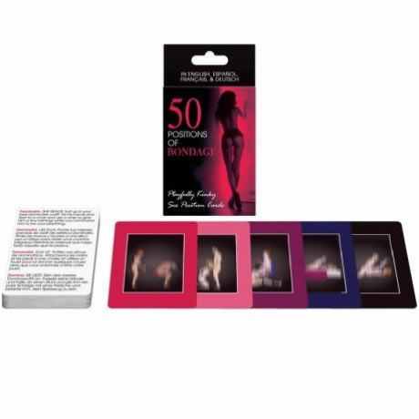 cartas 50 posiciones bondage