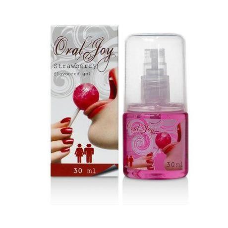 gel para sexo oral fresa joy 30 ml
