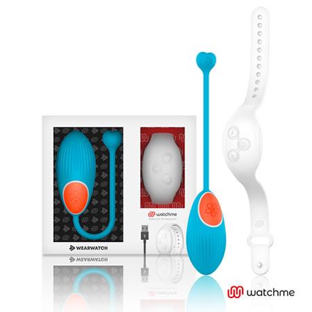 huevo control remoto technology watchme azul