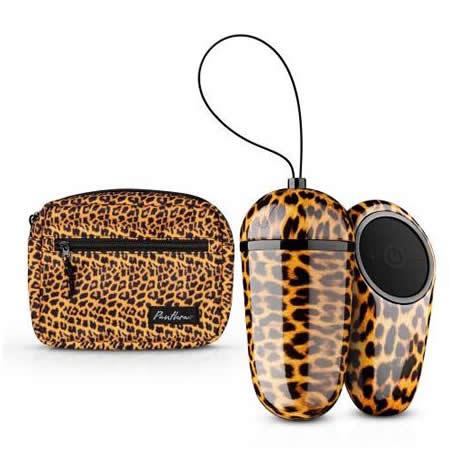 huevo vibrador leopardo maha