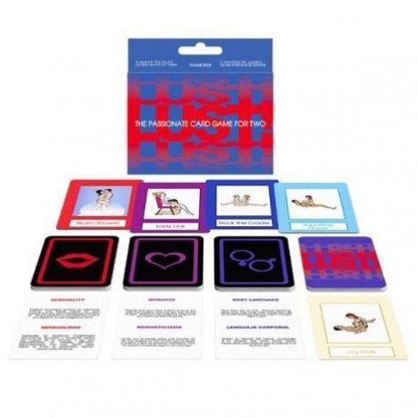 juego de cartas lust de la lujuria
