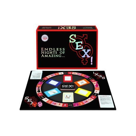 juego de mesa para parejas sex board game