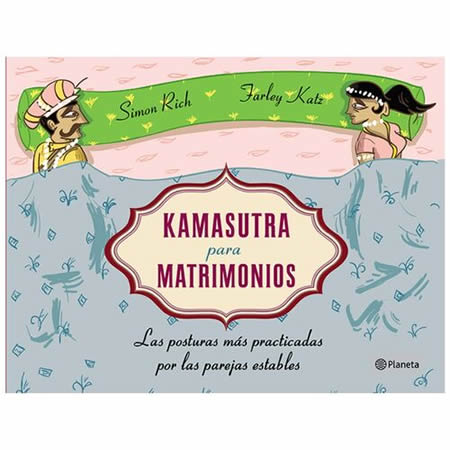 libro del kamasutra para matrimonios tapa blanda