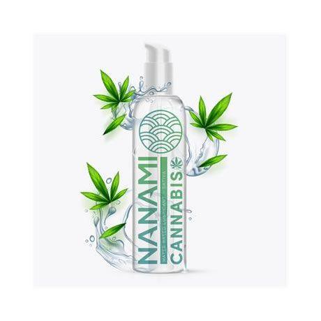 lubricante a base de agua cannabis 150 ml