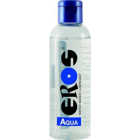 lubricante al agua barato de eros 100 ml