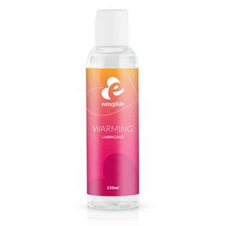 lubricante base agua efecto calor 150 ml