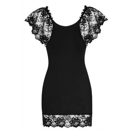 picardias chemise negro obsessive