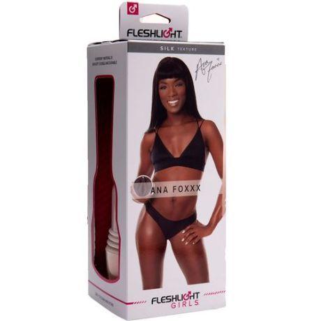 vagina chica negra ana foxxx en lata