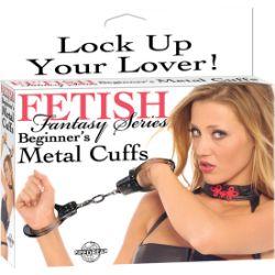 esposas de metal principiantes fetish fantasy
