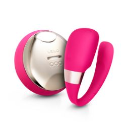 LELO TIANI 3 REMOTE MASSAGER CERISE