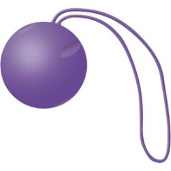 bola china pequeña color violeta