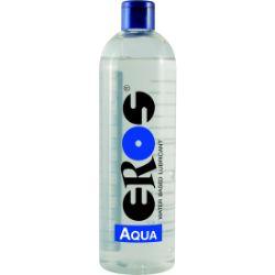 eros aqua lubrincante base agua 500 ml