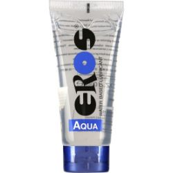 eros aqua lubricante base agua 100 ml