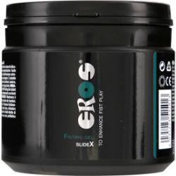 gel lubricante superdelizante 500 ml eros fisting