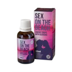 SEX ON THE BEACH ENERGY DROPS WITH GUARANA