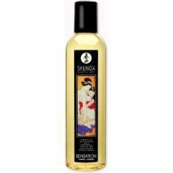 aceite de masaje erotico sensacion shunga