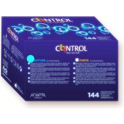 preservativos control nature caja profesional 144 uds