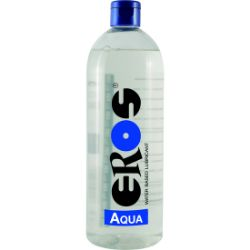 lubricante con dispensador base agua 1000 ml eros
