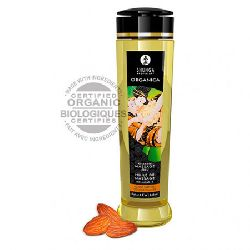 aceite de masaje almendras dulces shunga 240 ml
