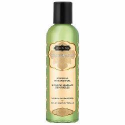 aceite de masaje natural vainilla sandalwood kamasutra 59 ml