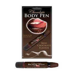 body pen sabor chocolate con leche
