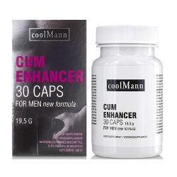 capsulas potenciador de esperma cobeco coolman 30 cap