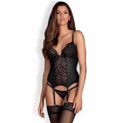 corset y tanga laluna obsessive 21893