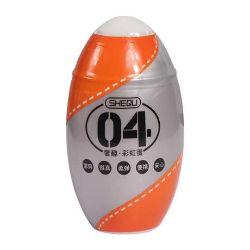 huevo masturbador naranja marca shequ