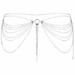 joyas de cadenas metalicas para cintura magnifique