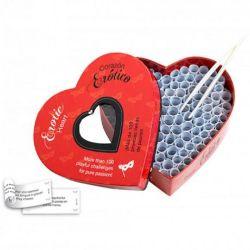 juego de mesa corazon erotico preliminares parejas