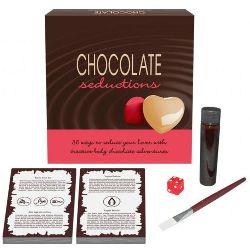 juegos de cartas el chocolate de la seduccion