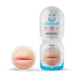 masurbador forma boca barato de mujer joy cup