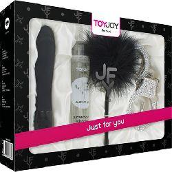 pack o kits de juguetes sexuales jfy 5 negra