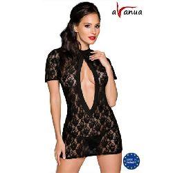 picardias o vestido rika avanua negro