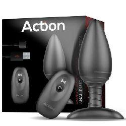 plug anal con control remoto asher