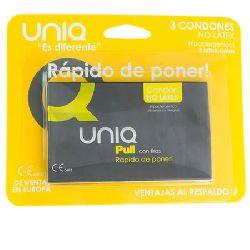 preservativos sin latex con tiras 3 und