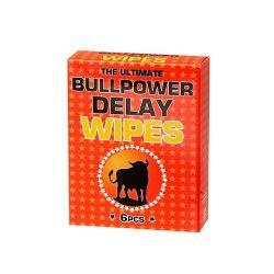 retardantes en toallitas bull power 6 uds