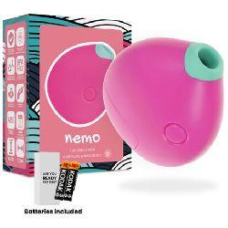 succionador de clitoris nemo happy loky rosa