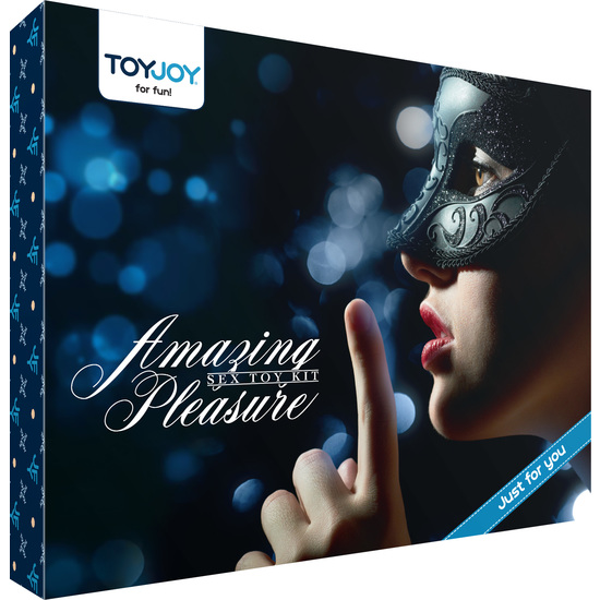 kit de juegos sexuales amazing pleasure