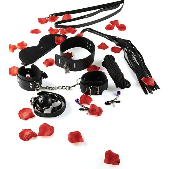 kit de juguetes bondage para principiantes