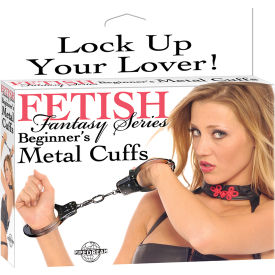 esposas de metal principiantes fetish fantasy