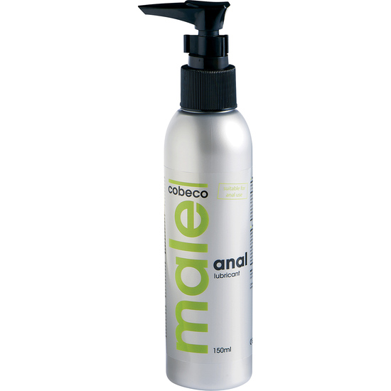 lubricante anal base de agua male 150 ml