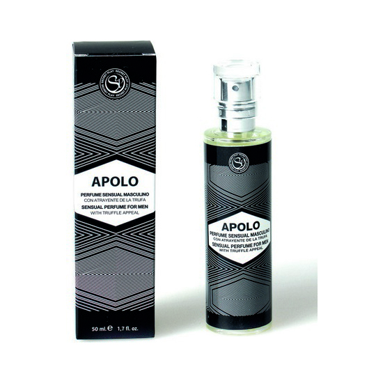 perfume de hombre con feromonas secret play apolo