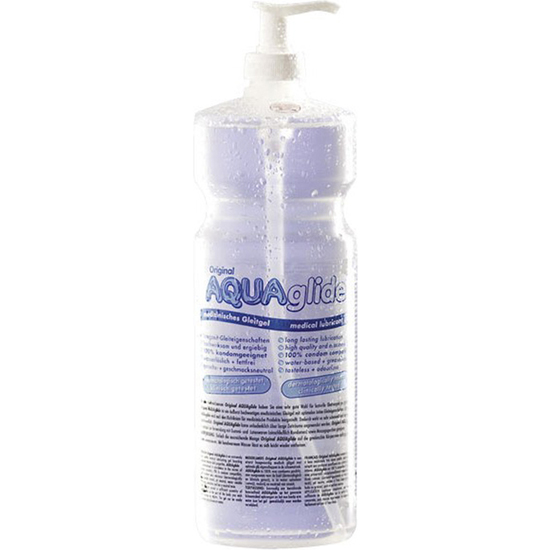 aquaglide lubricante 1000 ml