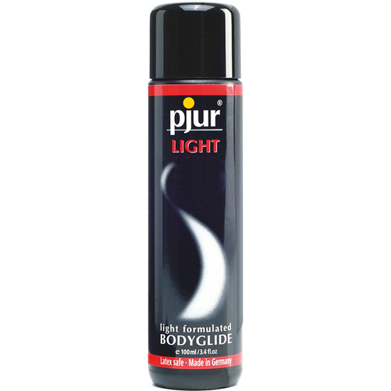 pjur light lubricante silicona 100 ml