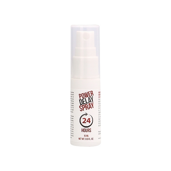 power delay spray retardante   24h   15 ml