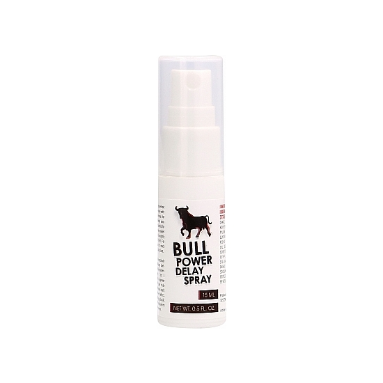 bull power spray retardante   15 ml