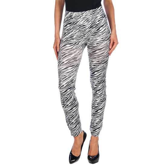 leggins zebra intimax